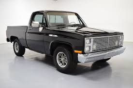 100 1987 Chevy Truck Chevrolet R10 Shelton Classics Performance