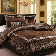 zebra and cheetah print bedding foter