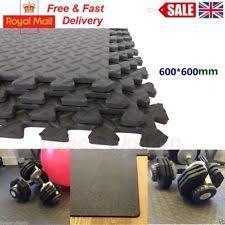 Foam Tile Flooring Uk by Interlocking Floor Tiles Ebay