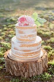 Wedding Cake Gold Sparkle Happy Topper