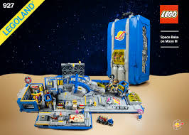 100 Lego Space Home CarryOn Base BrickNerd Your Place For All Things