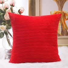 Red Decorative Pillows by Top 10 Best Christmas Throw Pillows 2017 Heavy Com