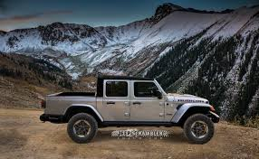 2020 Jeep Scrambler Rubicon Pickup Truck Rendering: What Do You ... Lot Shots Find Of The Week Jeep J10 Pickup Truck Onallcylinders Unveils Gladiator And More This In Cars Wired Wrangler Pickup Trucks Ruled La Auto The 2019 Is An Absolute Beast A Truck Chrysler Dodge Ram Trucks Indianapolis New Used Breaking News 20 Images Specs Leaked Youtube Reviews Price Photos 2018 And Pics