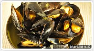 recette de cuisine saine recette bio facile et rapide moule marinière cuisine