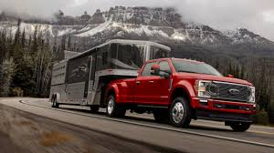 100 Gas Vs Diesel Truck 2020 Ford FSeries Super Duty Promises 73L V8 And Record Ratings