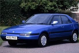 Mazda Mazda 323 Classic Car Review