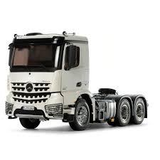 100 Rc Tamiya Trucks TAMIYA RC 56352 Mercedes Arocs 3363 6x4 Classic Space 114 Truck