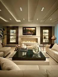 wohnzimmer design dekoration ideen lüks oturma odaları