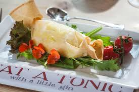 cuisine feuille de brick fish of the day wrapped in feuille de brick picture of con
