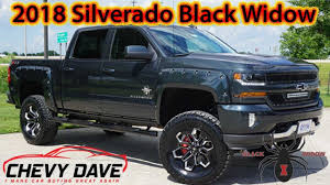 100 New Chevy Truck Brand 2018 Silverado Black Widow Edition Review YouTube