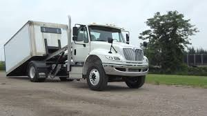 ON-TRUX MEDIUM DUTY ROLL OFF SYSTEM On A 2016 INTERNATIONAL 4300 ... Medium Duty Flatbed Trucks Best Image Truck Kusaboshicom Intertional Rxt Specs Price Photos Prettymotorscom Cab Chassis For Sale N Trailer Magazine Terrastar Named 2014 Md Of The Year Work Info 2008 4300 Navistar Introduces Mediumduty Fuel Efficiency Package 2006 Intertional Ambulance Amazing Truck Tons Wikiwand Stk5176medium Duty Coker Equipment Sales Inc 1998 4700 25950 Edinburg Debuts New Work Adds Sleeper Option To Hx