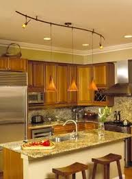 anyone use track lighting in the kitchen