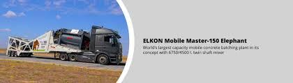 100 Cement Truck Capacity ELKON Concrete Batching Plants ELKON Concrete Batching Plants