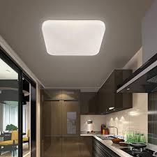 lusunt led deckenleuchte badezimmer 26w deckenle bad led le decke küche led deckenleuchte schlafzimmer moderne wasserdichte deckenleuchten