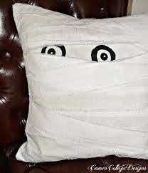 Pottery Barn Decorative Pillows by Cameo Cottage Designs My Pottery Barn Mummy Decorative Pillow