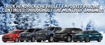 Welcome To Rick Hendrick Chevrolet Your Local New And Used Chevrolet ...