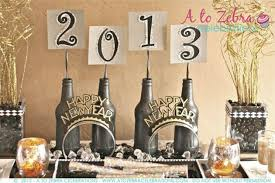 Sparkling New Year s Eve DIY Party Decorations