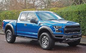 Too Big For Britain? Enormous Ford F-150 Raptor Available In Right ... Ford Says Electric Vehicles Will Overtake Gas In 15 Years Announces Tuscany Trucks Mckinney Bob Tomes Where Are Ford Made Lovely Black Mamba American Force Wheels 7 Best Truck Engines Ever Fordtrucks 2018 F150 27l Ecoboost V6 4x2 Supercrew Test Review Car 2019 Harleydavidson Truck On Display This Week New Ranger Midsize Pickup Back The Usa Fall 2017 F250 Super Duty Cadian Auto Confirms It Stop All Production After Supplier Fire Ops Special Edition Custom Orders Cars America Falls Off Latest List Toyota Wins Sunrise Fl Dealer Weson Hollywood Miami