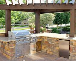 Patio & Pergola : Awesome Outdoor Patio Kitchen Photo Gallery Full ... 20 Outdoor Kitchen Design Ideas And Pictures Homes Backyard Designs All Home Top 15 Their Costs 24h Site Plans Cheap Hgtv Fire Pits San Antonio Tx Jeffs Beautiful Taste Cost Ultimate Pricing Guide Installitdirect Best 25 Kitchens Ideas On Pinterest Kitchen With Pool Designing The Perfect Cooking Station Covered Match With