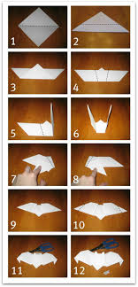 Take Your Paper Square And Bring Two Opposing Points Together Fold