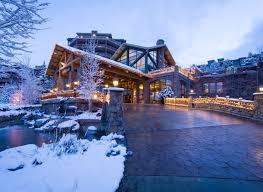 100 Utah Luxury Resorts Westgate Park City Resort Spa Park City Best Of State Awards