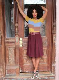 I Hart My Fashion Solange Knowles Blogs Daily Outfits For Vogue UK