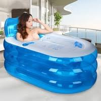 Inflatable Bathtub Liner For Adults by Online Get Cheap Folding Tub Aliexpress Com Alibaba Group