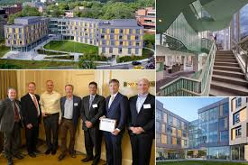100 Skyline Residence BOND Wins CMAA New England Award For Brandeis University