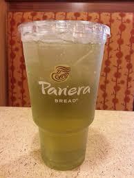 Panera Pumpkin Spice Latte Calories by Panera Bread Iced Green Tea Loveee Drink Pinterest Panera