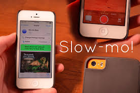 How to record Slow Motion Video on iPhone 5 iPad Mini and iPad