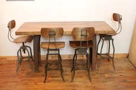 Narrow kitchen table