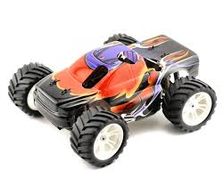100 Monster Truck Nitro XRAY NT18MT 4wd 118 Micro RTR XRA380840
