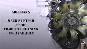 MACK E7 ETECH - YouTube Pin By Aaron Adelman On Adelmans Truck Parts Pinterest New Parts Engine Driveline And Exhaust Supplier Pickup Van Truck Competitors Revenue Euro Cummins Cg280 83l For Sale Canton Firefighters Twoday Traing April 8th 9th 2016 Used 1991 Intertional 4900 Cab Chassis Sale 556197 Rpm Tech Snow Blower Youtube Big City Fire Trucks Vol 1 001950 Donald Wood Sorsennew Heavy Medium Duty All Makes 2008 Detroit 8v92 Oilfield Item Diesel Engines Semi