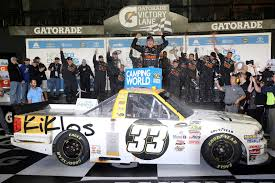 2017 Camping World Truck Series Winners | Photo Galleries | Nascar.com Texas Truck Series Results June 9 2017 Motor Speedway 2015 Nascar Atlanta Buy This Racing Drive It On Public Streets Carscoops Jr Motsports Removes Team From Plans Kickin Camping World North Carolina Education Lottery Is Buying Jack Sprague A Good Life Decision Trucks Race Under The Lights At The Goshare Sponsors Dillon In Ncwts 2016 Points Final News Schedule For Heat 2 Confirmed Jayskis Paint Scheme Gallery 2003 Schemes