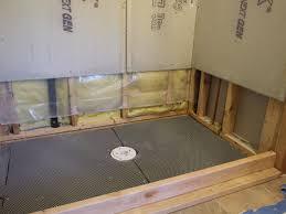 Preparing Subfloor For Marble Tile by Tile Shower Installation Chanhassen Mn Touchdown Tile