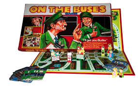 1960s And 1970s Cult TV Board Games Reissued