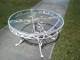 Vintage Wrought Iron Patio Furniture Woodard by Antique Wrought Iron Benches For Sale Vintage Wrought Iron Patio