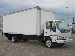 2006 Used Isuzu NRR (20ft Box With Lift Gate) At Industrial Power ...