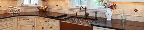 Belle Foret Copper Sink by Kitchen Sinks In Copper Copper Sinks For Farmhouses And Kitchens