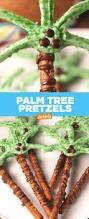 Halloween Pretzel Rods by Best Palm Tree Pretzels Recipe How To Make Palm Tree Pretzels