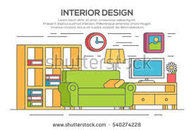 Room Clipart Interior Design 4