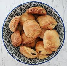 Vegan Pain Au Chocolat Chocolate Croissants