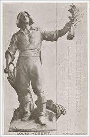 100 Louis Hebert Hbert Statue Par Alfred Lalibert BAnQ Numrique