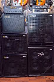 2x10 Bass Cabinet 4 Ohms by What To Look For In Order To Choose The Right Bass Amp Audiofanzine