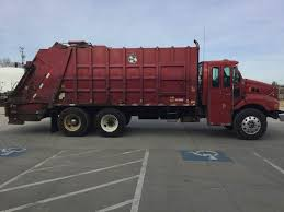 100 Leach Garbage Trucks 2004 Sterling L8513 Truck For Sale 106375 Miles Des