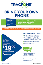 TracFone Wireless Smart Phones and Plans Now with 4G LTE