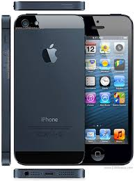 Apple iPhone 5 pictures official photos
