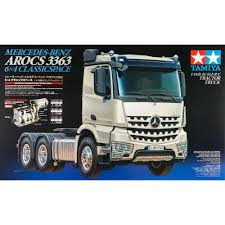 100 Semi Truck Transmission Tamiya 114 Arocs 3363 6x4 Classic Space Kit