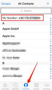 How to Find My Number on iPhone
