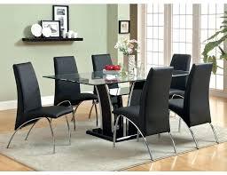 Formal Dining Set Modern Room Sets For Sale Black